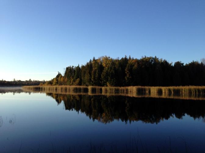 Mink River Estuary – Untouched Wisconsin