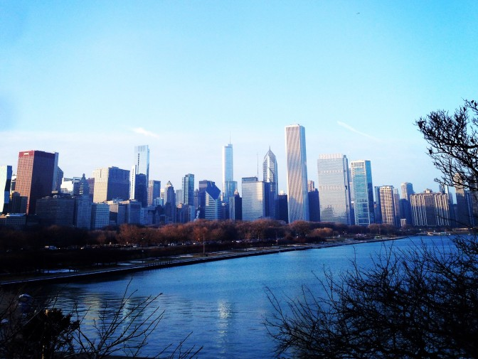 A Quick Trip to Chicago